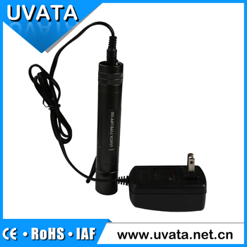 uvata 365nm portable UV led curing system for Electronic components