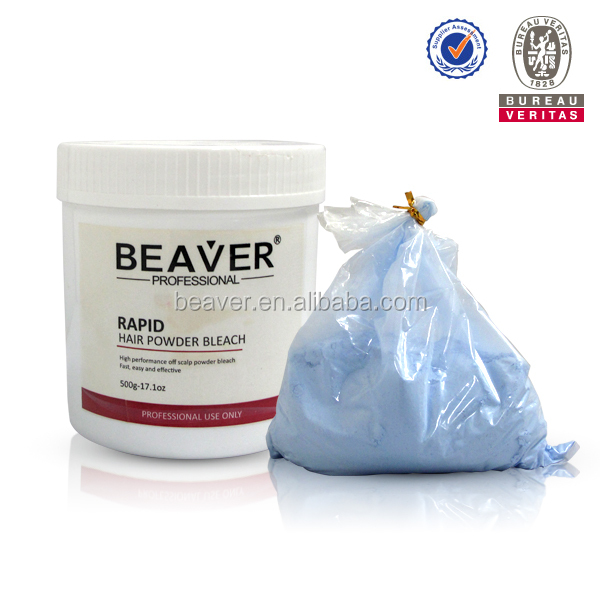 BEAVER hair powder bleach organic hair bleach(hot sell)