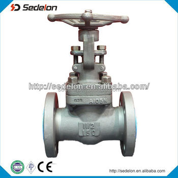 Cast iron gate valve, stem gate valve