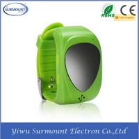 Colorful Smart Watch and Phone GPS Locator Watch Phone For Kids