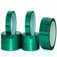 High Tack Green PET Splicing tape For release paper or liner