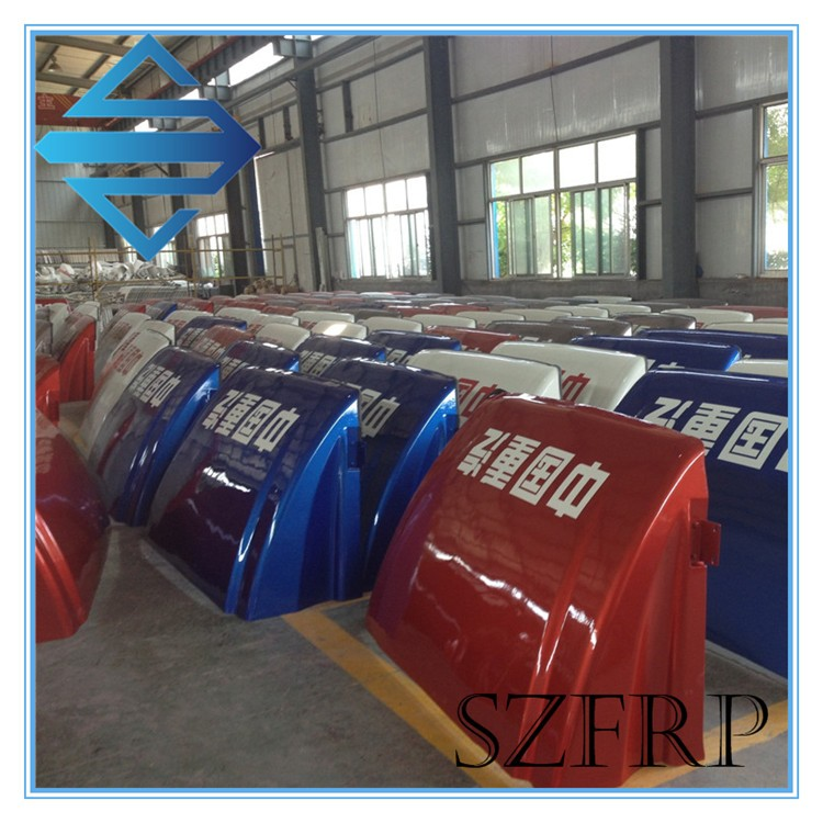 SMC fiberglass lorry fairing, Fiberglass lorry fairing