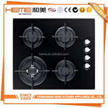 Product sourcing Battery/Electric Ignition 4 burners gas oven door glass (PGR6041G-ACB)