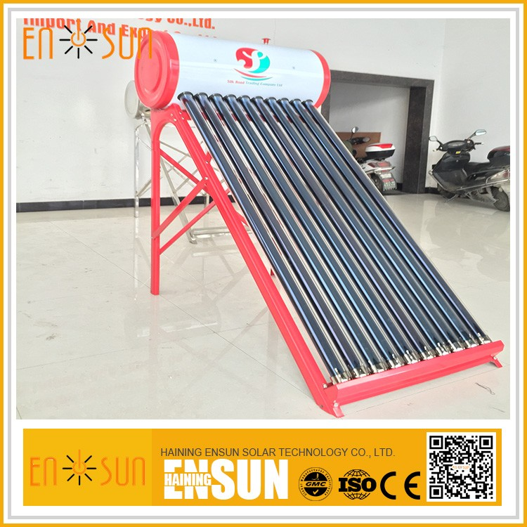 Best Selling Durable Using separate pressurized solar water heater