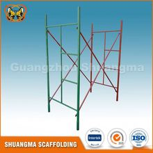 Guangzhou steel h frame scaffolding 1930 for sale