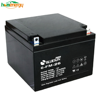 Bluesun 12v 26ah Dry Battery for UPs with ISO CE ROHS Certificates
