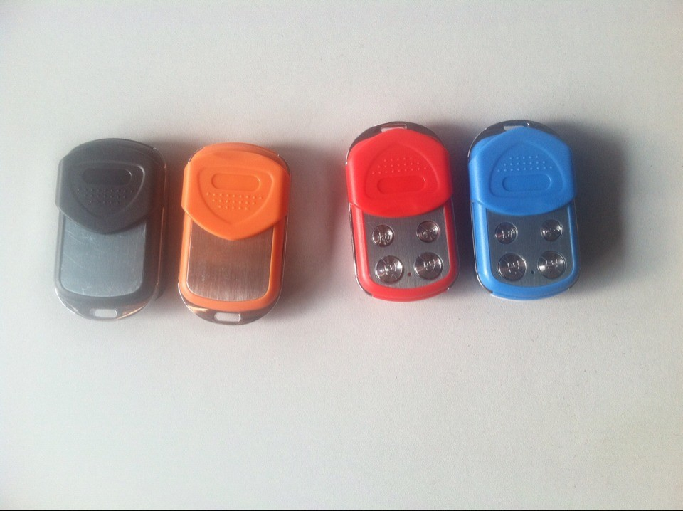 Universal Cloning Key Fob Remote Control RF for Garage Door Gate car Copy Code