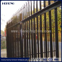 Low carbon steel wire Palisade fence wire mesh post