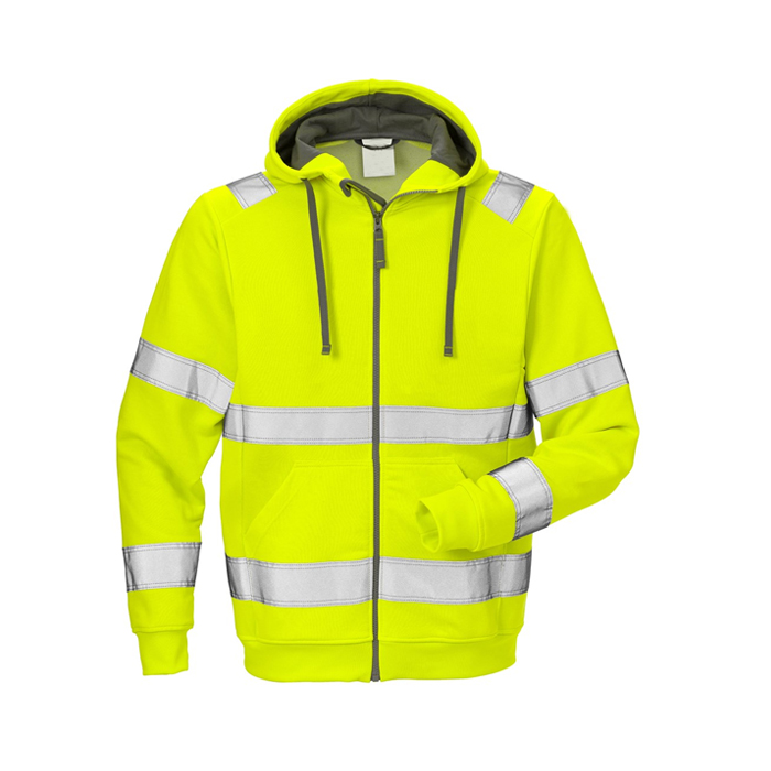 Wholesale mens <strong>safety</strong> working reflective hoodies