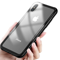 2.5D High Clear Tempered Glass Case for iPhone X Factory Price in Stock