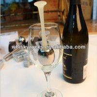 2014 New Metal Whisky Ice Chillers Whisky Drink Cooling Ice Melts Reusable Whiskey Cappuccino