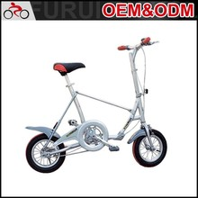 High quality aluminium 12 inch folding bike