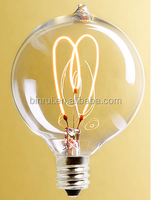 Vintage style Edison Carbon Filament Light Bulbs 7W 60W 120V 240V