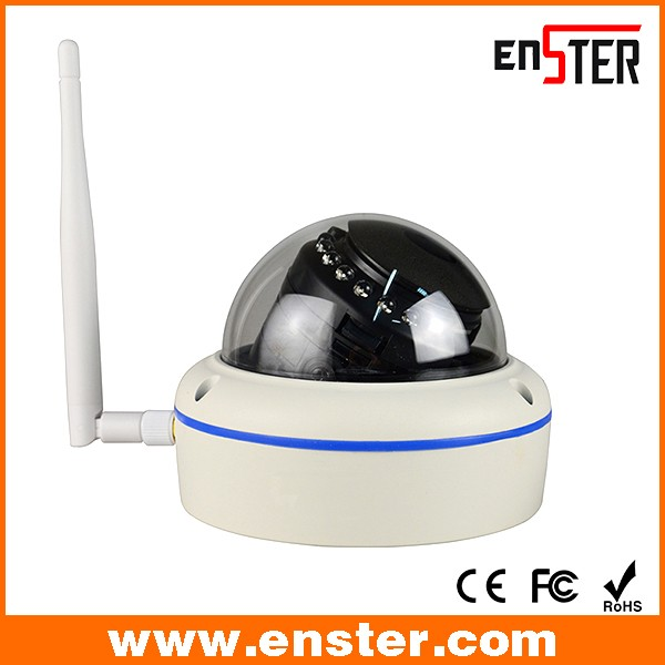 720P P2P HD Cloud Wifi 3G IP dome Camera System wireless camera