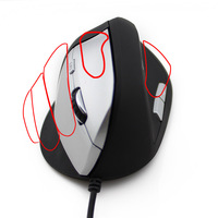 Best Ergonomic Mouse Promotional Mouse gamer USB Wired Mouse