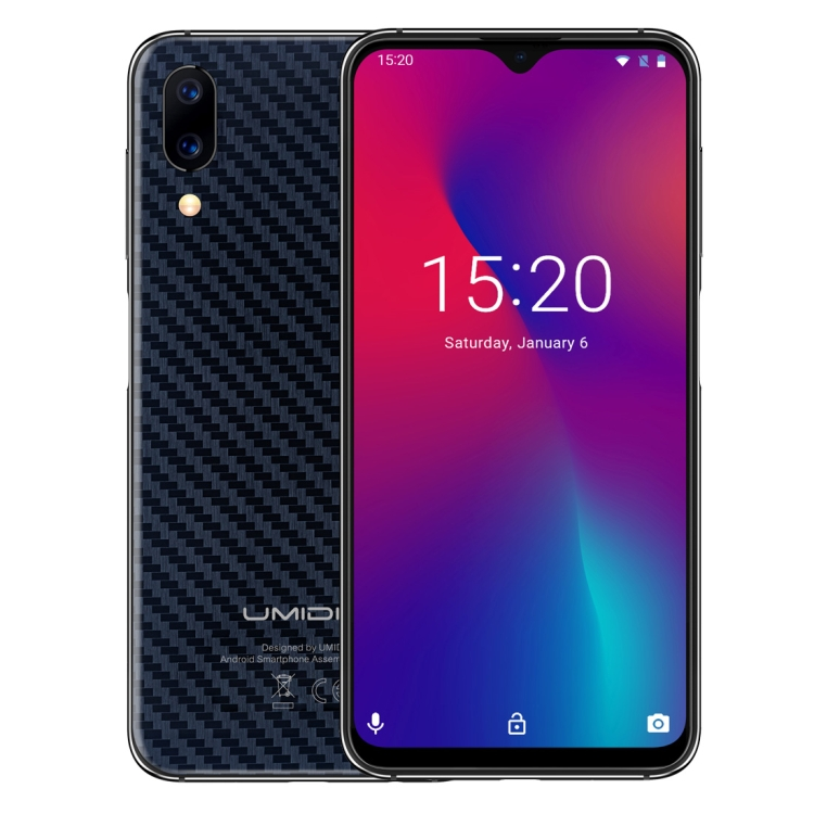 Dropshipping New Arrival UMIDIGI One Max, 4GB+128GB, 6.3 inch <strong>Android</strong> 8.1 Smart <strong>Phone</strong>