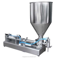 Hand Operated Jam Cream Filling Machine