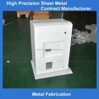 High Quality Sheet Metal Fabrication Work