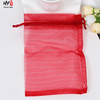 Reasonable price simple organza gift bag