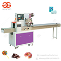 Best Price Price Pillow Popsicle Facial Tissue Packing Cucumber Wrapping Chocolate Granola Protein Bars Packaging Machine