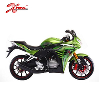 New Style 200CC Sports Motorcycle Cheap 200CC motorcycles 200cc Racning bikes with Front Dual Disk Drake For Sale Rapid 200M