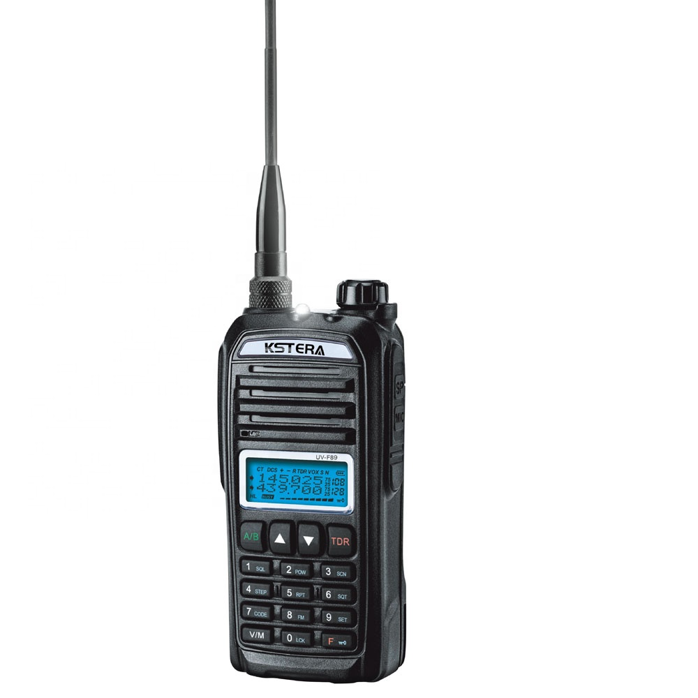 Dual band two way radio UV-F89