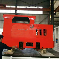 25t Tunnel Diesel Locomotive Diesel Powed