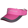 Direct factory supply OEM high quality fashion 100%cotton sun visor running face shield visor