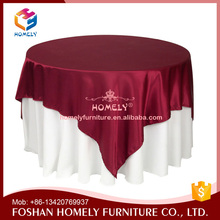 Fashionable Crazy Selling hotel table skirting