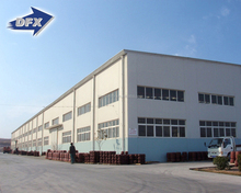 Professional design steel prefabricated factory building for sale