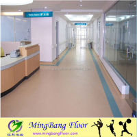 Environment Closed Grained Material Hospital Flooring