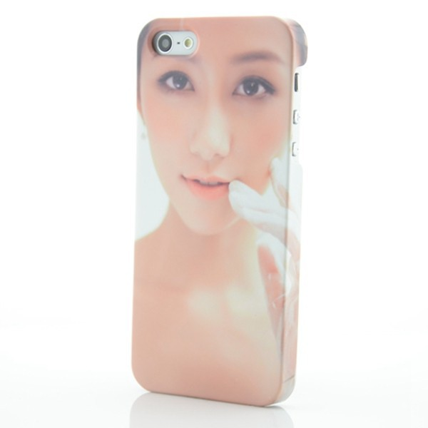 3D blank sublimation mobile phone case for iPhone 5c cover,DIY phone case for iphone 5c