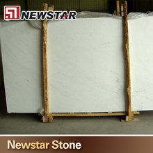 Newstar Hot Sale Greece White Marble Aristone Slab for Floor Design
