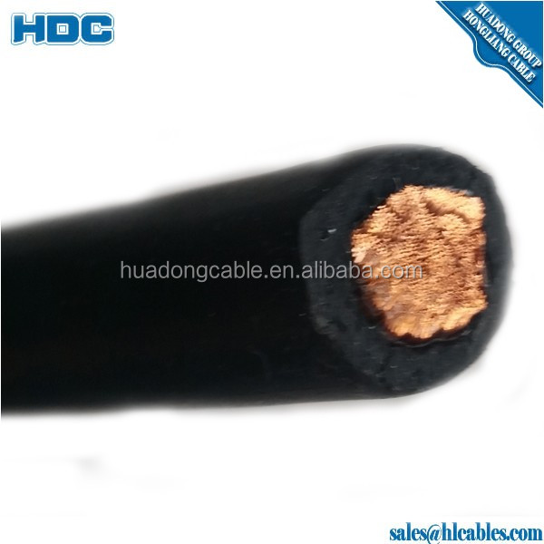 Flexible Cable Battery Cable 25mm2 superflex welding cable