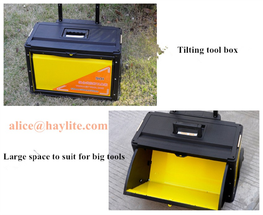 Waterproof Rolling tool chest tool box for sale