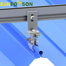 Standing Seamed Roof Aluminum Solar Mounting System/Mounting Brackets