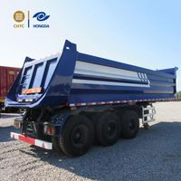 hydraulic cylinder price dump semi trailer extensive used in sandstone carrying
