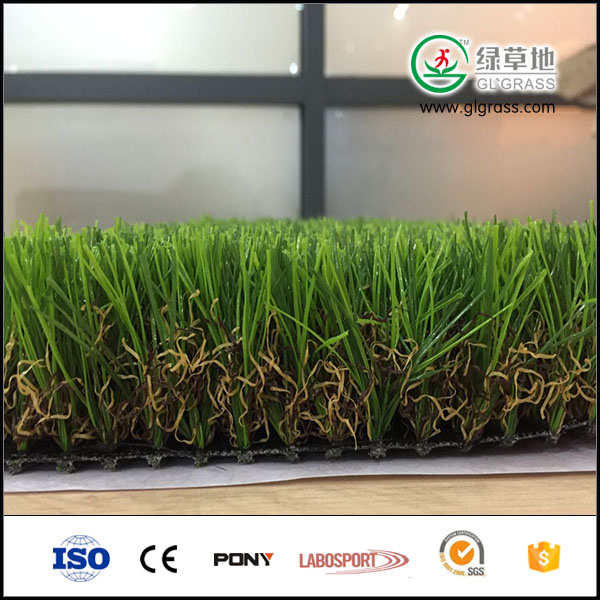 Wholesale PE monofilament artificial grass for landscaping
