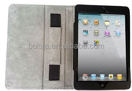 Luxury case Cover for ipad mini retina Folio Protection Leather