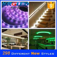Wholesales price amber flexible 5050 waterproof led strip light led strip 3528