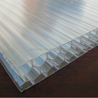 lowes honeycomb polycarbonate sheet plastic sunlight roofing panels