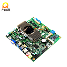 6 SATA for Data Storage Server/NAS Server MINI-ITX Motherboard With Onboard 1037U CPU Max 8G DDDR3 Motherboard