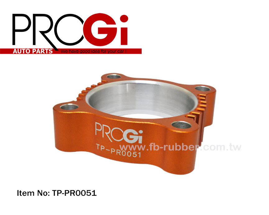 PROGI TPPR0051 Throttle Body Spacer For Ford PARTS