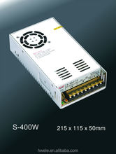 400W 48V single switching power supply with CE ROHS certification from china manufacturer