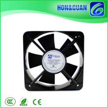 high air flow 200*200*60 mm ac motor external cooling fan for evaporator