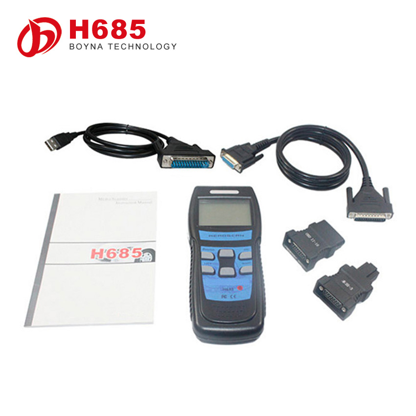 New Professional H685 Diagnostic Scanner Tool OBD2 H685 code reader Low Price Hot Sale