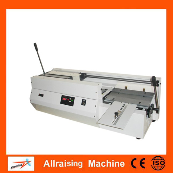 OR-40T desktop glue machine/gluing machine/paper binding machine