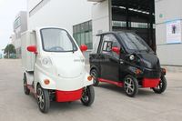 electric automobile 2 seats mini electric car factory price
