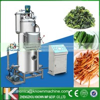 CE approved Fruit chips vacuum frying machine/vegetable vacuum fryer
