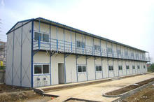 modern design prefabricated sandwich panel house